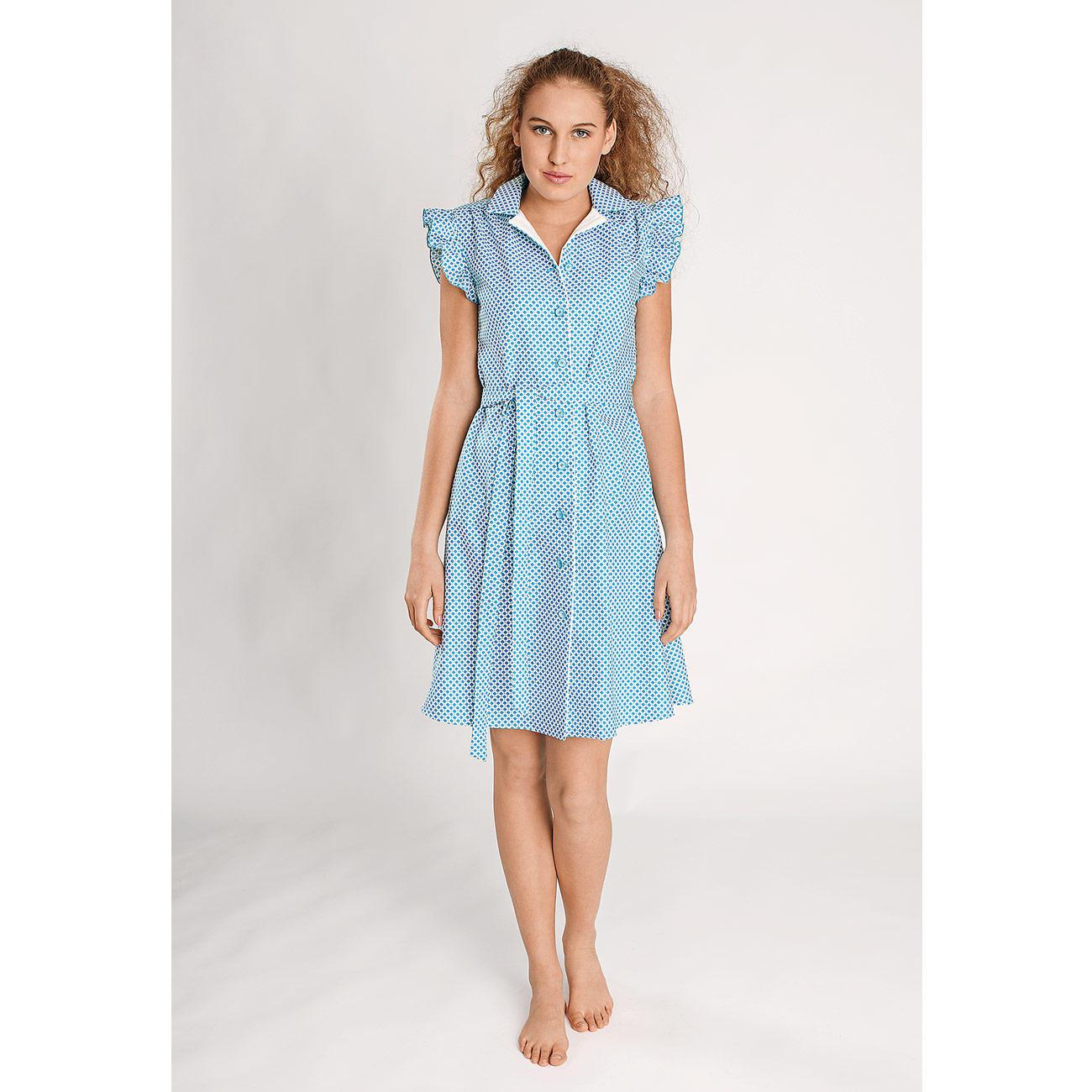 Schnittmuster - Kleid & Bluse Franzi
