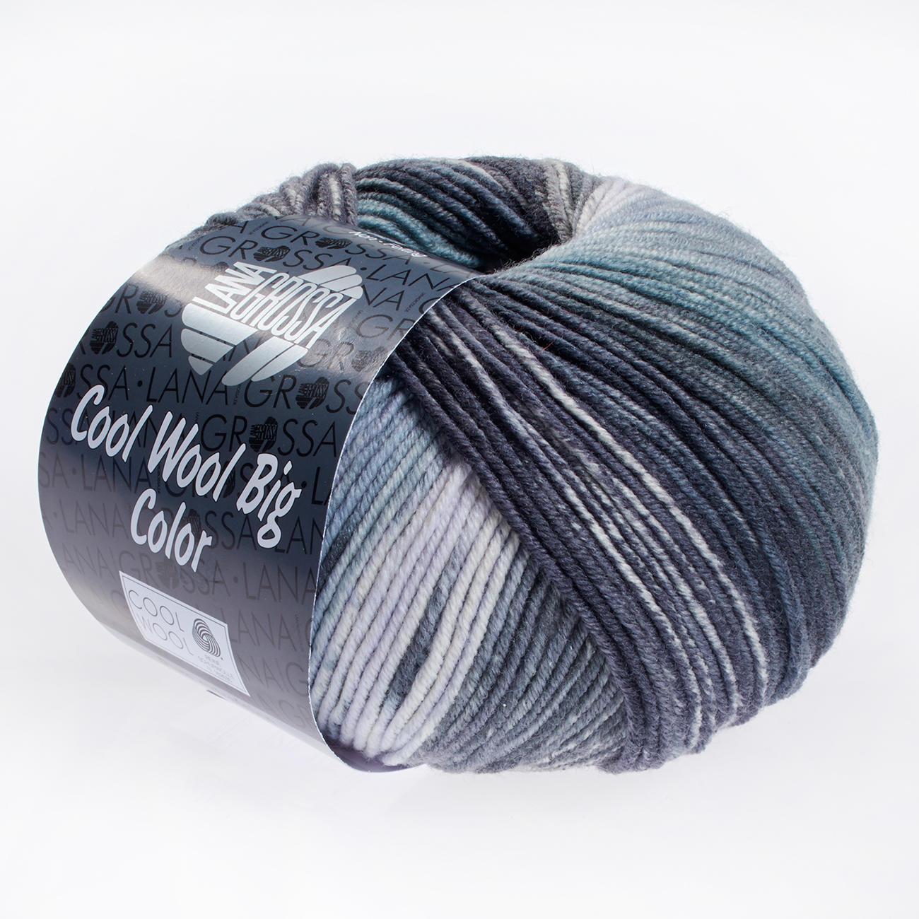 cool wool big color von lana grossa 8 versch farben. Black Bedroom Furniture Sets. Home Design Ideas