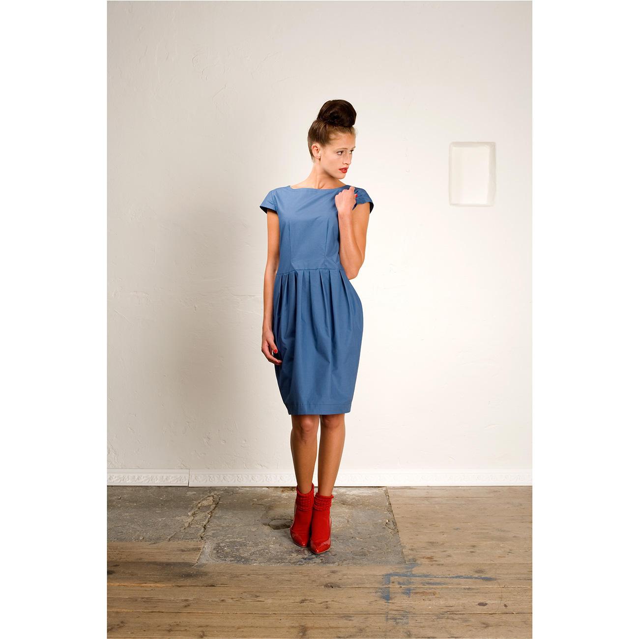 Schnittmuster Tulpen-Kleid - Tanja