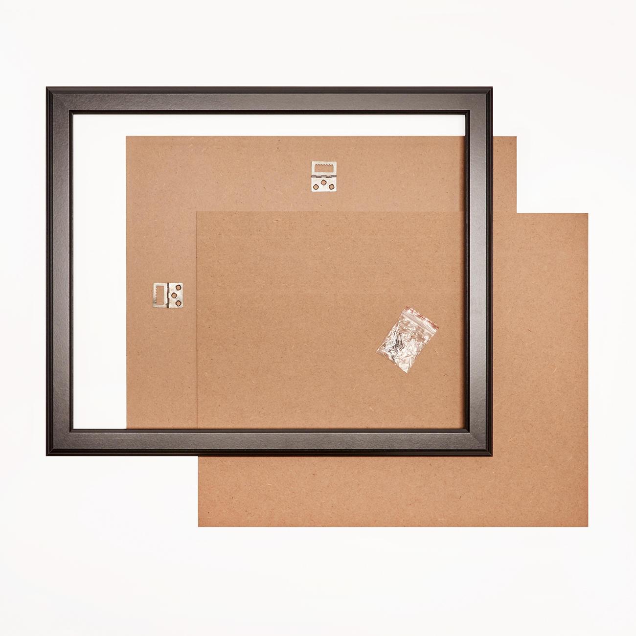 bilderrahmen schwarz verschiedene gr ssen. Black Bedroom Furniture Sets. Home Design Ideas