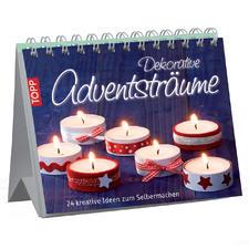 """Adventskalender """"Dekorative Adventsträume"""" Buch """"Dekorative Adventsträume"""""""