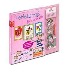 """Buch - Perlenspass für kreative Kids Buch """"Perlenspass für kreative Kids""""."""