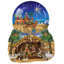 """Puzzle """"Stern von Bethlehem"""" Ein Spass für die ganze Familie – spannend und entspannend zugleich."""