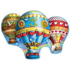 Puzzle - Heissluftballon Puzzeln - Ein Spass für die ganze Familie – spannend und entspannend zugleich.