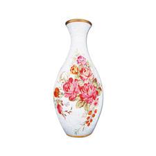 Puzzle Vase - Britische Rosen
