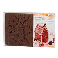 """Back-Set Hexenhaus Weihnachtsgebäck im traditionellen """"Lebkuchen-Look"""""""