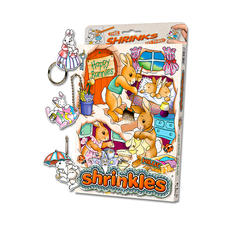 "Komplettpackung Shrinkles ""Happy Bunnies"" Shrinkles"