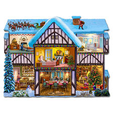 Puzzle - Weihnachten Puzzeln - Ein Spass für die ganze Familie – spannend und entspannend zugleich