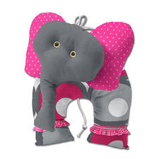 Nähpackung Elefant Lola von - BeaLena® BeaLena
