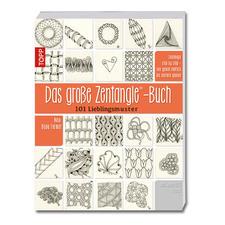 "Buch ""Das grosse Zentangle®-Buch – 101 Lieblingsmuster"""
