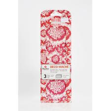 DecoMaché Papier - Blüten