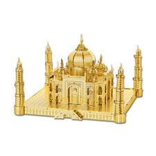 3D-Miniaturen - Taj Mahal Hochwertige Edelstahl – Miniaturen in 3D. Jetzt auch in Gold und Silber.