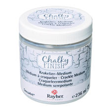 Chalky Finish Krakelier-Medium