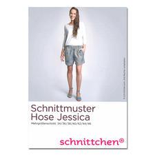 """Schnittmuster """"Hose Jessica"""" Die genialen Schnittmuster von schnittchen®"""
