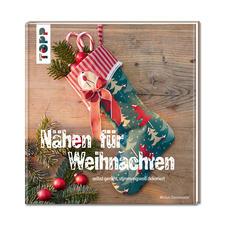 Buch - Nähen für Weihnachten