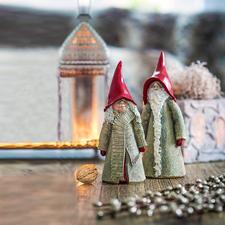 Schwedischer Weihnachtszwerg Schwedens gute Hausgeister bescheren schönste Weihnachtsstimmung.