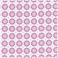 "Stoffzuschnitt ""Notting Hill"" Inka-Dots Matte Pudertöne lassen klassische Muster unfassbar schön wirken."