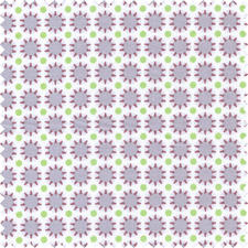 Stoffzuschnitt - Notting Hill, Inka-Dots Matte Pudertöne lassen klassische Muster unfassbar schön wirken.