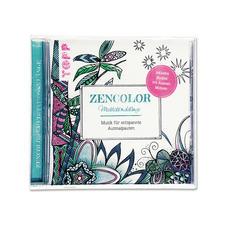 CD Zencolor Meditationsklänge Entspannende Naturklänge mit der Meditations-CD für Zencolor