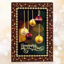Bastelmappe Weihnachten I