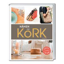 Buch - Nähen mit Kork.