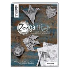 Buch - Zengami Tangle Tangeln und falten zum Entspannen und Glücklichsein