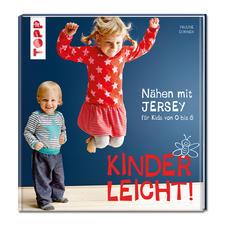 """Buch - Nähen mit JERSEY – kinderleicht! Buch """"Nähen mit JERSEY – kinderleicht!"""""""