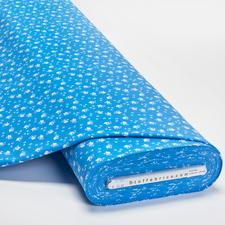 """Meterware Baumwoll-Jersey """"Kätzchen"""" Baumwoll-Jersey – Der ideale Stoff für bequeme Shirts, Kleider und Kindermode."""