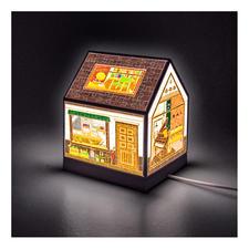 """Puzzle-Lampe """"Cafe Shop"""" Puzzle-Lampen"""
