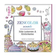"""Zencolor moments """"Süsse Leckereien & Köstlichkeiten""""."""