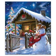 Puzzle - Weihnachtsstimmung Ein Spass für die ganze Familie – spannend und entspannend zugleich.