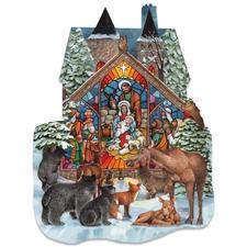 """Puzzle """"Christi Geburt"""" Ein Spass für die ganze Familie – spannend und entspannend zugleich."""