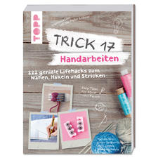 "Buch - Trick 17 – Handarbeiten Buch ""Trick 17 – Handarbeiten""."