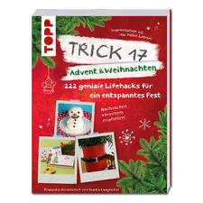 """Buch - TRICK 17 – Advent & Weihnachten Buch """"TRICK 17 – Advent & Weihnachten"""""""