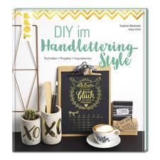 "Buch ""DIY im Handlettering-Style"""