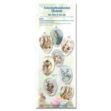Schrumpfbanderolen für Ostereier