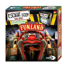 Welcome to Funland: Ein neues Abenteuer für Ihr Escape Room Spiel.