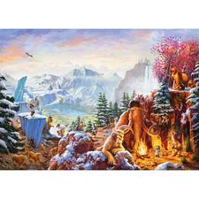 Puzzle - Ice Age™ Puzzles nach Kunstwerken von Thomas Kinkade