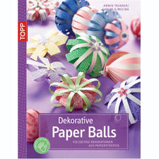 "Buch - Dekorative Paper Balls Buch ""Dekorative Paper Balls"""