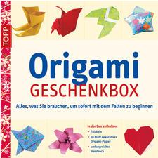 Origami-Geschenkbox