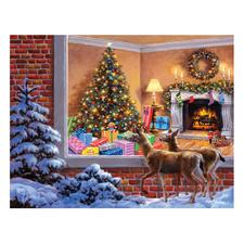 Puzzle - Das Weihnachtszimmer Ein Spass für die ganze Familie – spannend und entspannend zugleich.
