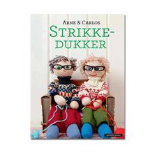 """Buch - Strikkedukker: Gestrickte Puppen Buch """"Strikkedukker: Gestrickte Puppen"""""""