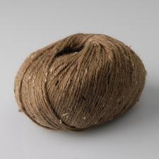 Linie 310 Alpaca Tweed von ONline, Braun