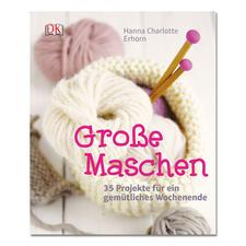 """Buch """"Grosse Maschen"""""""