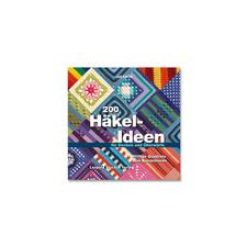 """Buch """"200 Häkel-Ideen für Decken und Überwürfe"""""""