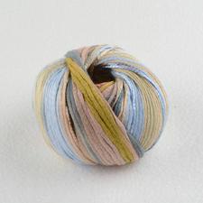 19 Hellblau/Graublau/Beige/Oliv/Taupe