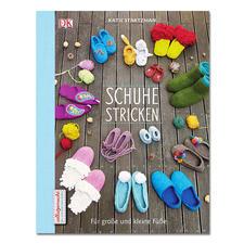 """Buch """"Schuhe stricken für grosse und kleine Füsse"""""""