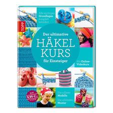 """Buch """"Der ultimative Häkelkurs für Einsteiger"""""""