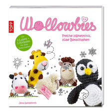 "Buch - Wollowbies Buch ""Wollowbies"""