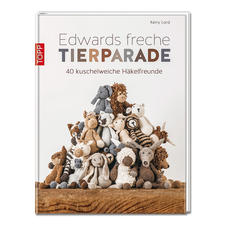 "Buch ""Edwards freche Tierparade"""